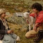Film Deček s planin (Schellen-Ursli, 2016)