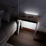 Nočna omarica Curvilux
