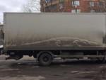 Nikita Golubev: umazani avtomobili kot umetnost