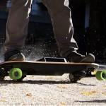 Električni snowboard Leif