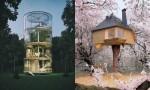 hiše na drevesih za odrasle
