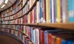 Knjige v knjižnici