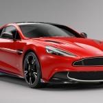 Aston Martin Vanquish S Red Arrow