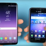 Samsung Galaxy S in Samsung Galaxy S8
