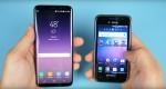 Samsung Galaxy S in Samsung Galaxy S8