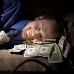 Zaslužek s spanjem