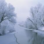 Z gledanjem slik zimske pokrajine se boste bolj pravilno odločali