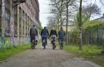 1. Leipzig si je najbolje ogledati s kolesa