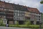 Značilne hiše v Erfurtu (foto Maruša Pirnat)
