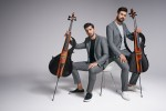 2Cellos ambasadorja znamke s.Oliver Black Label