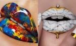 lepotni trendi 2017 marmorne ustnice