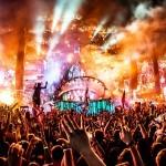 Tomorrowland Festival 2017 v Belgiji: prihajata David Guetta in Martin Garrix