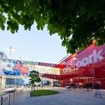 V Cityparku vsako leto organizirajo približno 250 dogodkov, foto Jošt Gantar