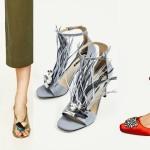 ženski čevlji 2017 zara