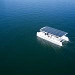 Soelcat 12: električni katamaran na sončno energijo