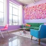 Najbolj barvito stanovanje na svetu