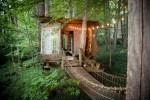 Hišica na drevesu v Atlanti je najbolj priljubljen Airbnb na svetu.