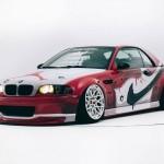 BMW M3 Jordan