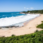 Praia do Pinho, Balneário Camboriú, Brazilija