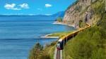 Na katera potovanja z vlakom se preprosto morate podati?