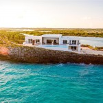 Turtle Tail Drive: božanska vila na repu otoka