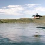 The Kitty Hawk Flyer – zračni 'jet ski'