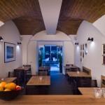Restavracija Gaudi: kuhinja po ajurvedskih principih