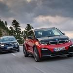Novi BMW i3: zdaj tudi športna različica BMW i3s