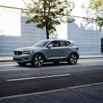 Volvo XC40: prvi kompaktni SUV znamke Volvo
