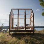 772 Hour Cabin: stik človeka in narave