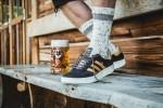 Adidas s supergami, odpornimi na pivo