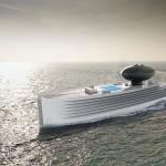 Tjep Eau Electric Yacht