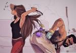 Ljubke ilustracije: to počne čisto vsak par, ki se močno ljubi