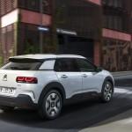 Novi Citroën C4 Cactus (2017): udobna kompaktna limuzina z izjemnim značajem