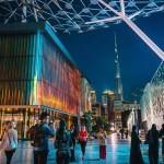 Dubaj je na četrtem mestu s 16 milijoni turistov.