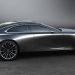 Mazda Vision Coupe: Mazdin najnovejši koncept