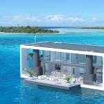 Arkup – plavajoči dom, ki vas bo varoval pred hurikani.