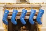 Ikea Frakta kot božična nogavica