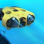 iBubble: podvodni dron
