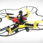 Dron iz Lego kock
