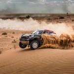 "MINI bo ""raztural"" na Dakar Rallyju"