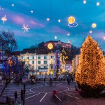 Silvestrovanje v Ljubljani (Foto: Matej Kastelic)