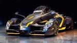 Tramontana by Vilner: superšportni avtomobil, ki ga je pozlatil Vilner.