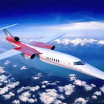Aerion in Lockheed Martin AS2