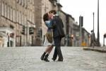 Zakaj se nagnemo, ko se poljubimo?