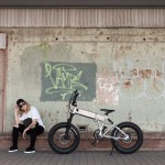 Billy – električno kolo BMX
