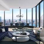 Nebotičnik Greenwich Street 125 – luksuz brez primere