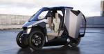Peugeotev trikolesni hibridni skuter