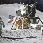 O pristanku na luni je govoril je Jules Verne.