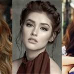 100 najlepših ženskih obrazov